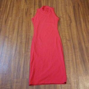 Dresses & Skirts - Sexy Red Bodycon Mini Dress